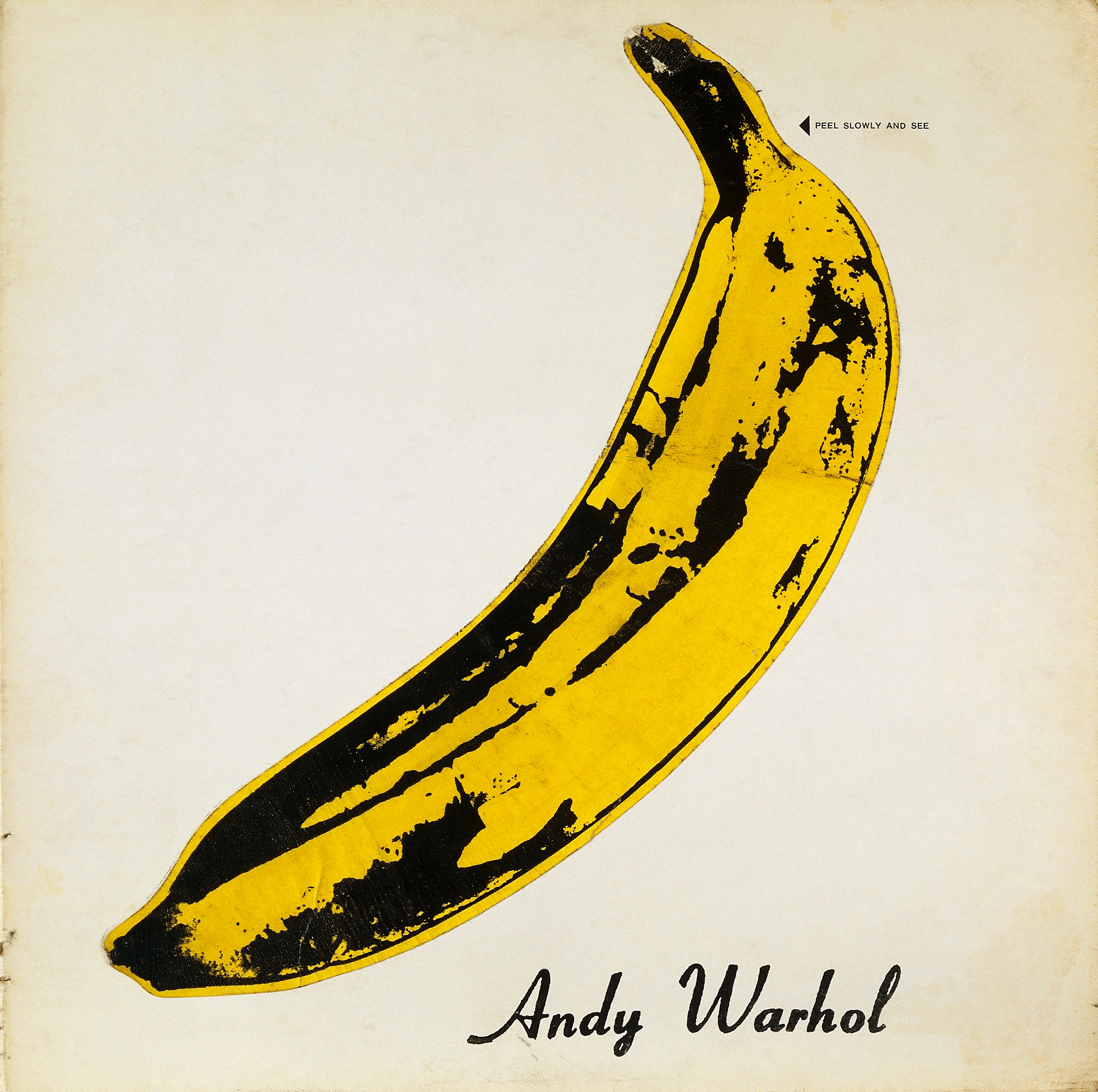 Album cover of The Velvet Underground and Nico croped